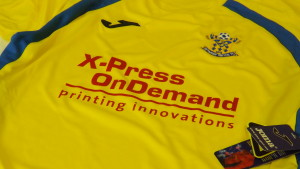 Seymour united sponsored by X-Press OnDemand