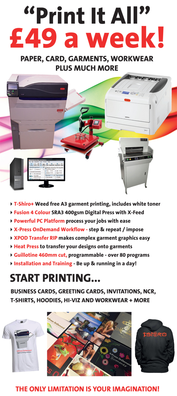 Digital Press, Digital Presses, Digital Printing Presses, SRA3